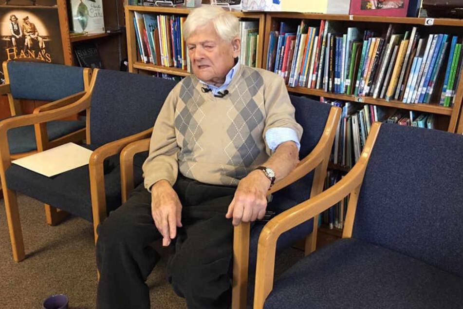 George Brady verstarb im Alter von 90 Jahren.