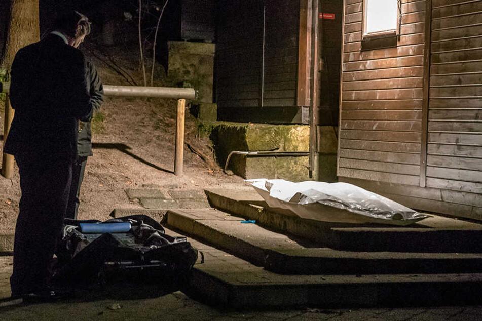 Im Kurort Rathen kam es am Samstagabend zu einem tödlichen Kletterunfall.