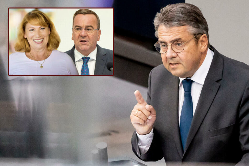 """Ex-SPD-Chef Sigmar Gabriel lobt Bewerber-Duo: """"erste, ernstzunehmende Kandidatur"""""""