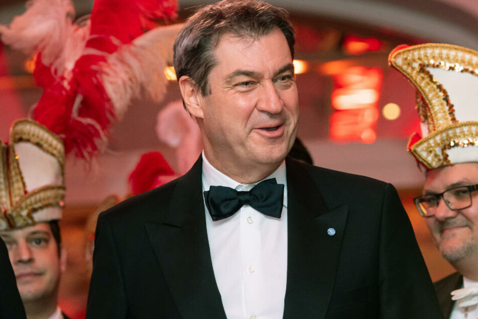 Markus Söder ist von der Kandidatin der CSU überzeugt.