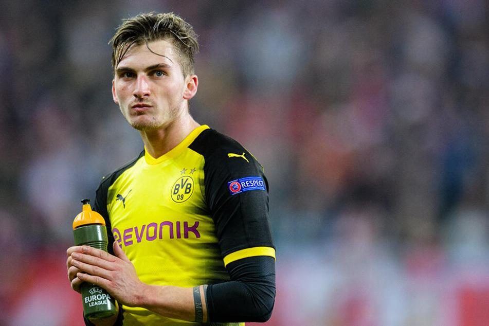 Maximilian Philipp spielt in der kommenden Saison in Russland bei Dynamo Moskau.