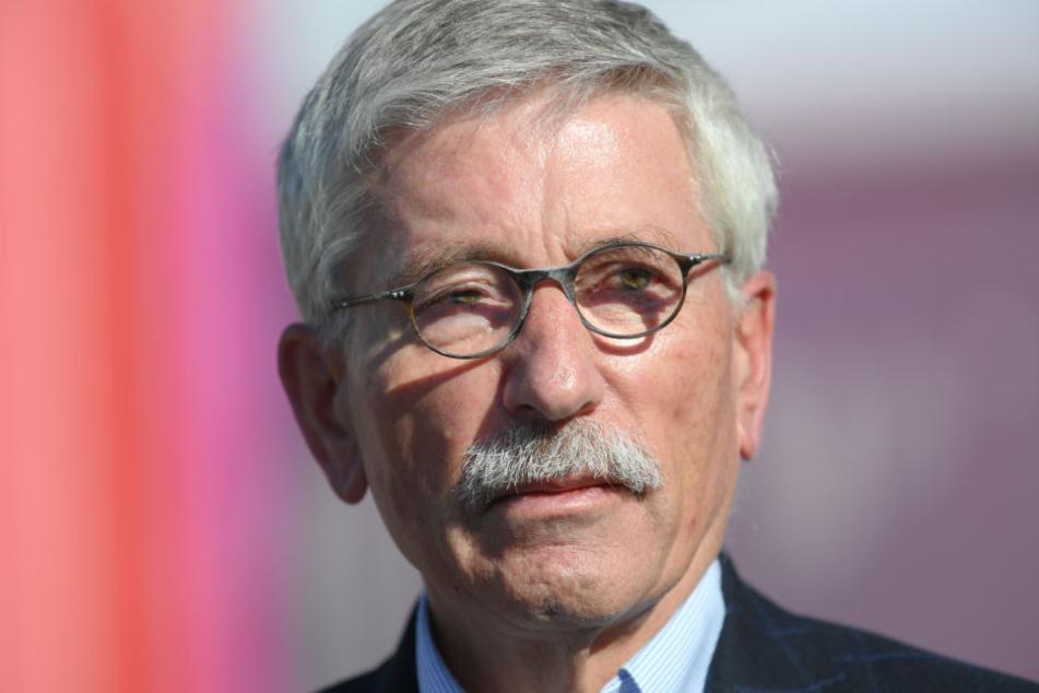 Der Vorstand fordert: Thilo Sarrazin (SPD) soll aus der SPD ausgeschlossen werden.