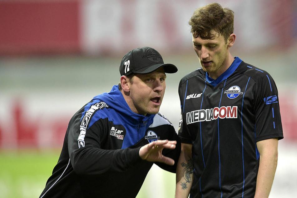 VfL Osnabrück leiht Bickel vom SC Paderborn