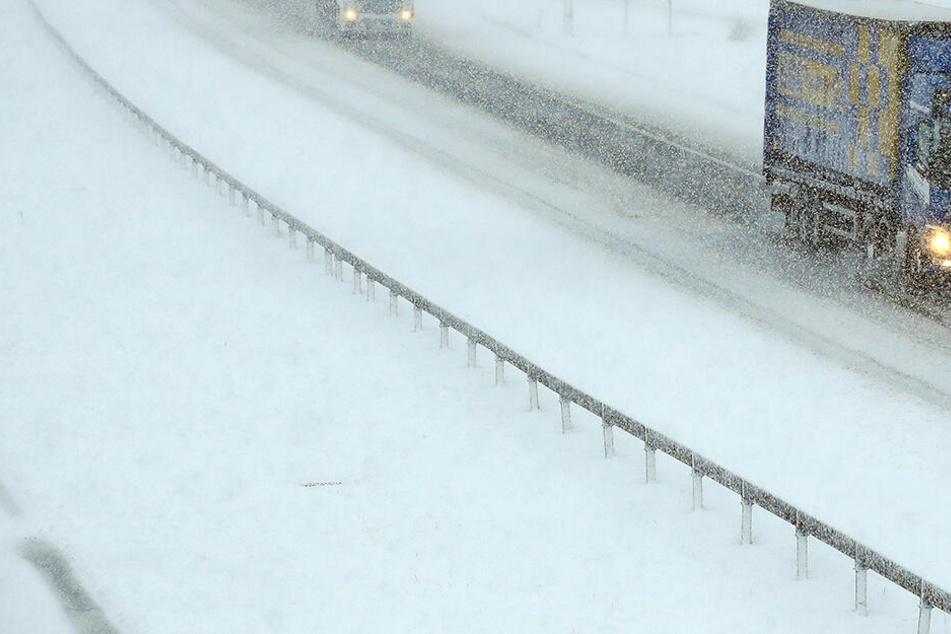 Schneechaos in Frankreich erwartet! Ein Mensch in Lawine gestorben