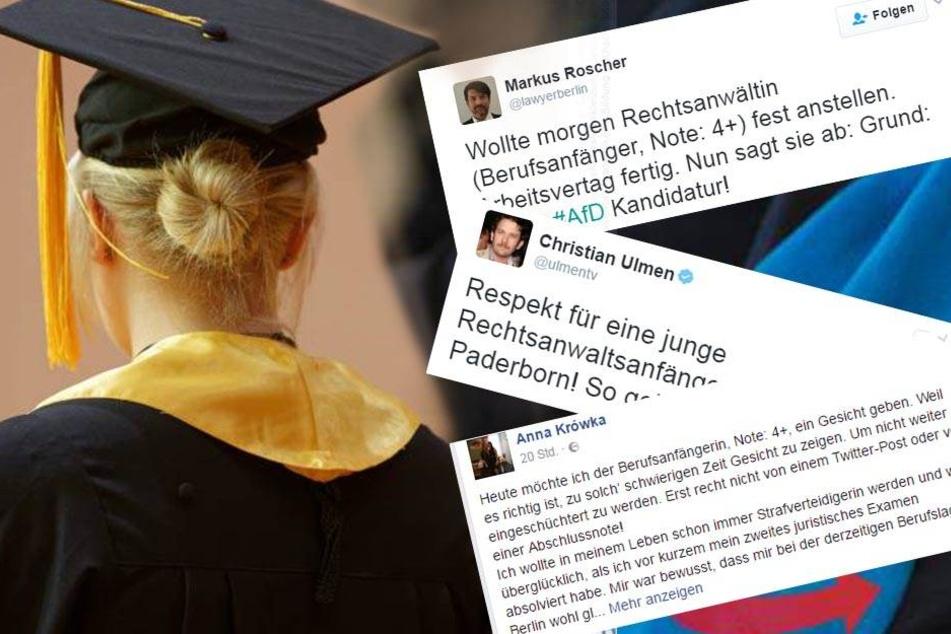 Junge Frau bekommt Job von Star-Anwalt angeboten! Ihre Absage begeistert das Netz