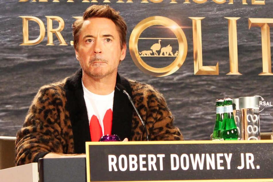 """Nach """"Iron Man"""" und """"Sherlock Holmes"""" spielt Robert Downey junior mit """"Dr. Dolittle"""" nun seine nächste ikonische Filmfigur."""