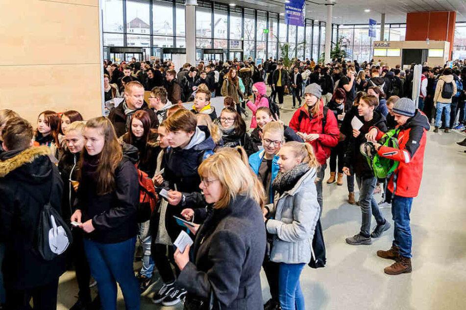 Diese Dresdner Messe fährt Besucher-Rekord ein! Höchster Wert seit 20 Jahren