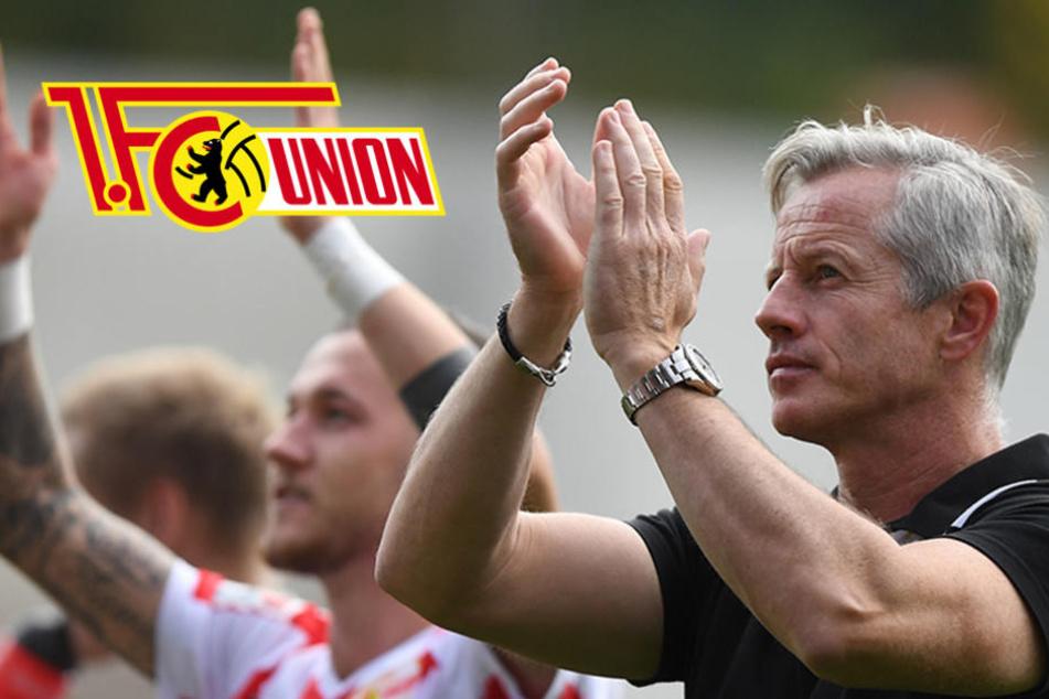 Medienbericht: Union Berlin schmeißt vor Derby gegen Dynamo Jens Keller raus