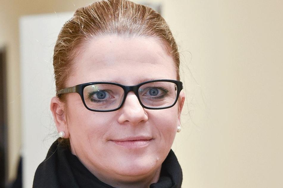 Linken-Stadträtin Susanne Schaper (39).