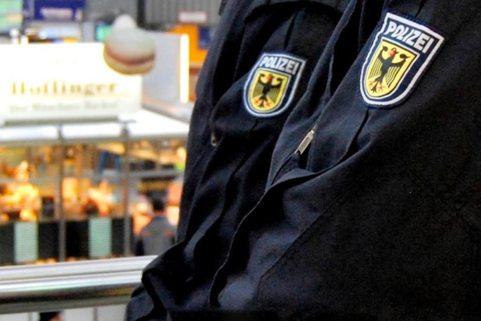 Die Bundespolizei wollte den Mann am Hauptbahnhof kontrollieren. (Symbolbild)