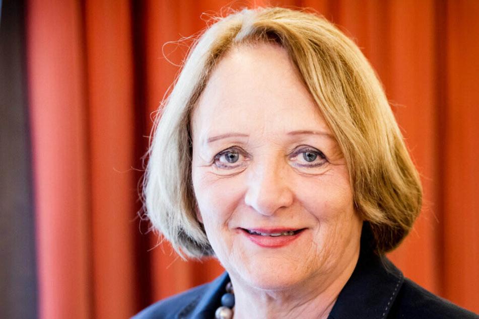 Sabine Leutheuser-Schnarrenberger, die Antisemitismusbeauftragte Nordrhein-Westfalens.