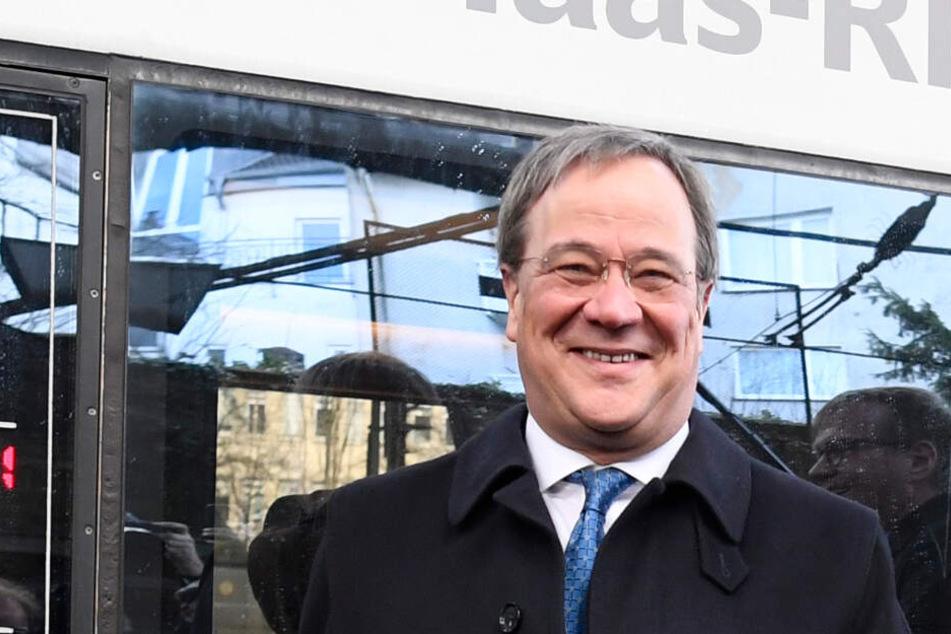 Armin Laschet für Führungsteam bei der CDU