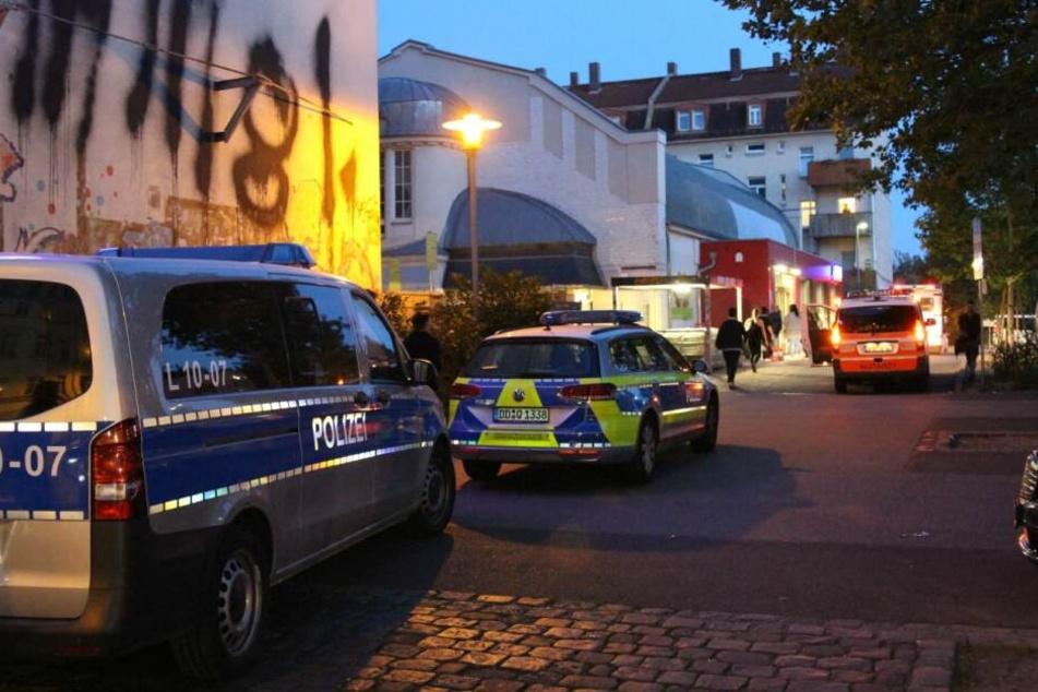 In Leipzig soll es Mittwochabend wieder zu einer Massenschlägerei gekommen sein. Die Polizei hat sich nun dazu geäußert.