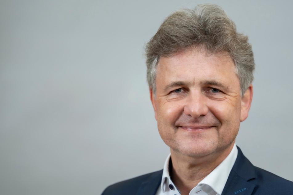 Karlsruhes Oberbügermeister Frank Mentrup (56, SPD).