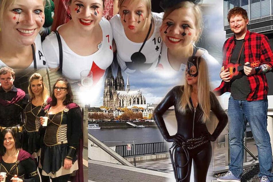 """Kölner Karneval bisher """"relativ entspannt"""": Mann stürzt tief, eine Vergewaltigung angezeigt"""