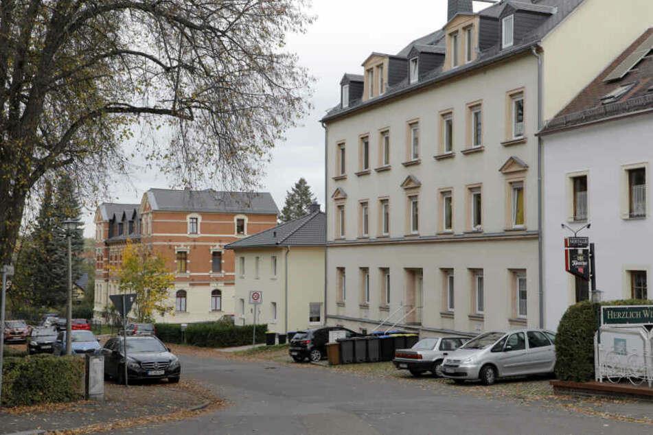 Die Tat passierte in der Zinzendorfstraße in Chemnitz.