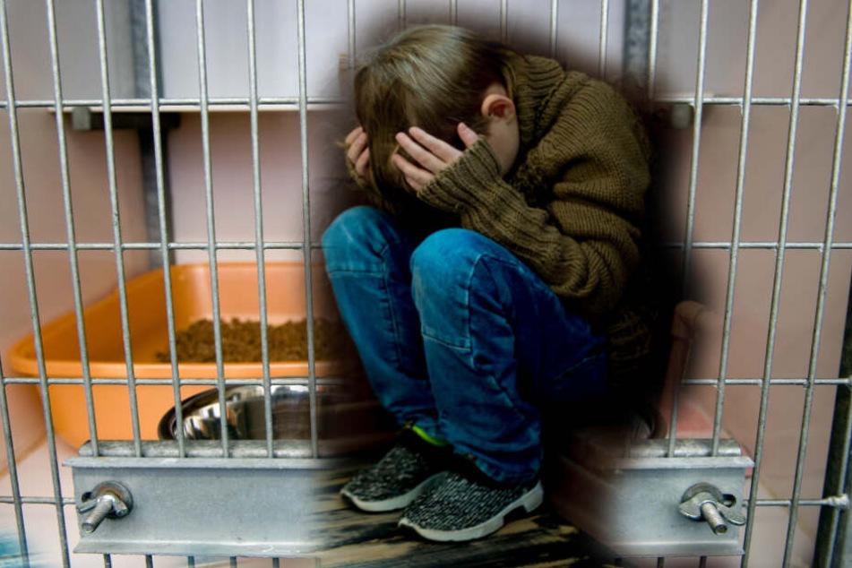 Kind (5) von Eltern in Katzenkäfig gehalten und zu Tode gequält