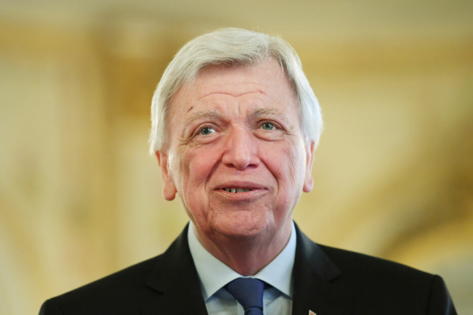 Hessens Ministerpräsident Volker Bouffier.