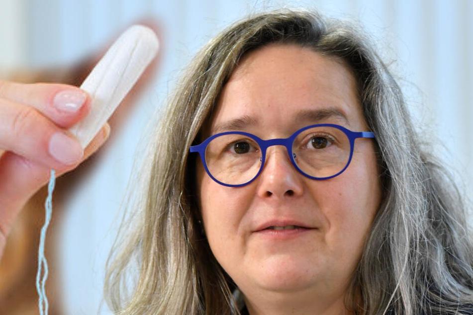 """""""Können uns Menstruieren nicht aussuchen"""": Ministerin will Tampon-Steuer senken"""