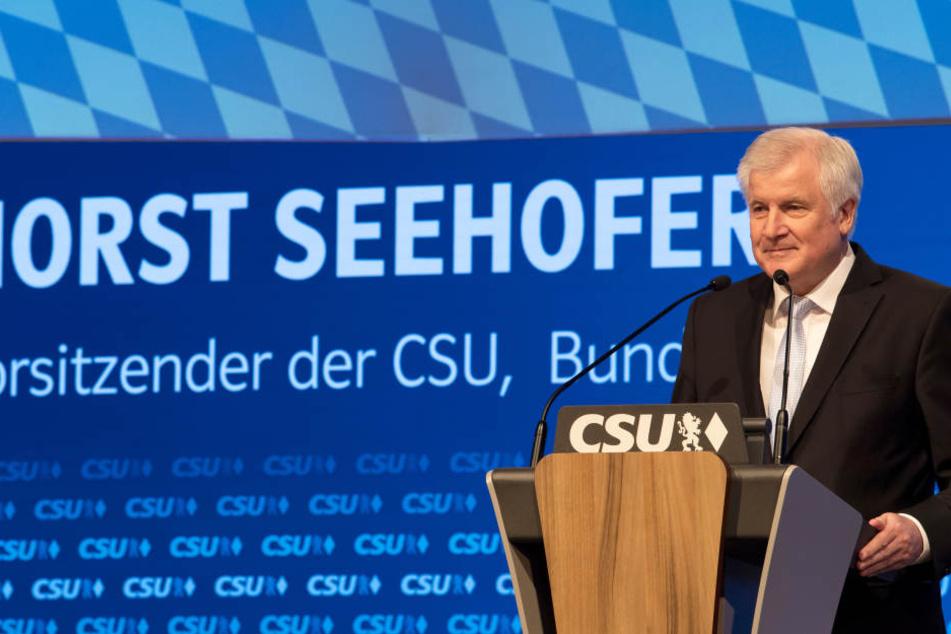 Horst Seehofer sagt Frankfurt-Besuch ab