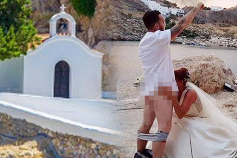 Dieser Blowjob zerstört jetzt Dutzende Traum-Hochzeiten