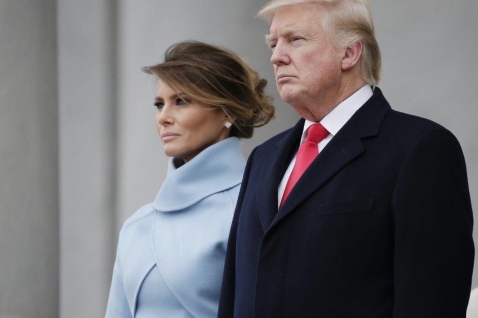 Wo steckt eigentlich Melania Trump?