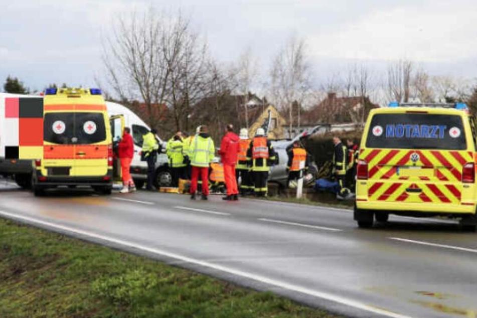 Die Polizei hat neue Informationen zum schweren Unfall auf der B87 herausgegeben.