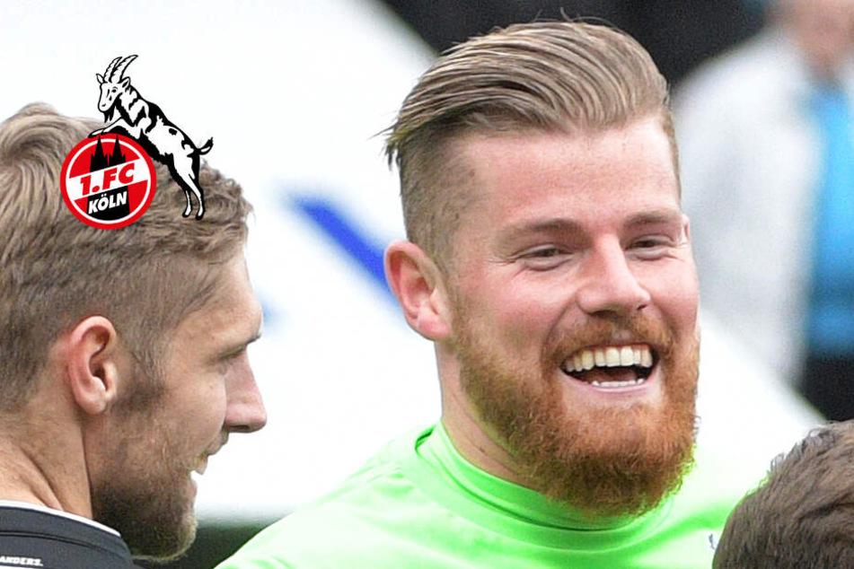 1. FC Köln: Torwart Timo Horn speckt ab und verrät Saisonziel