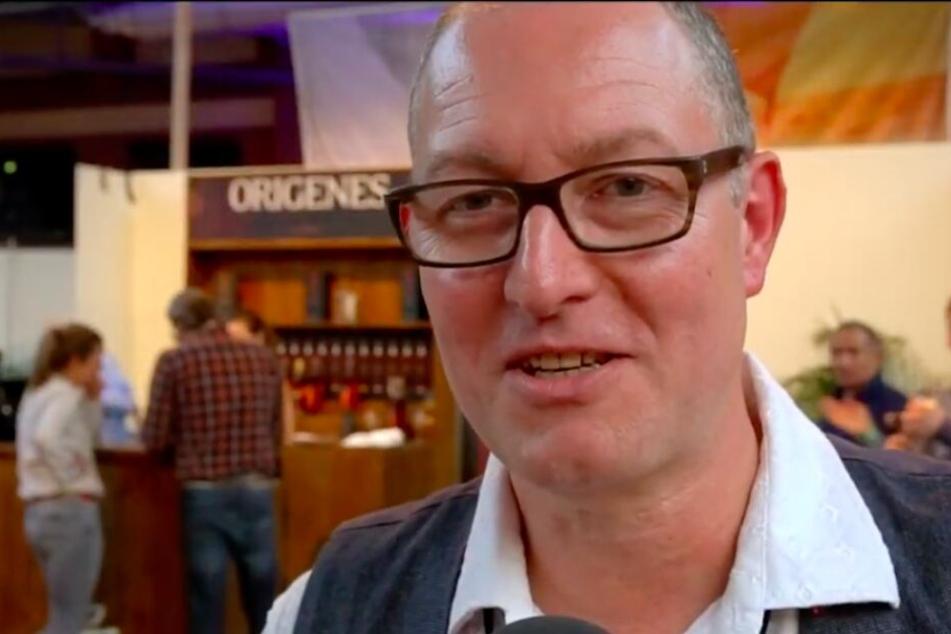Geschäftsführer der Spirit of Rum EVENT GmbH Dirk Becker.