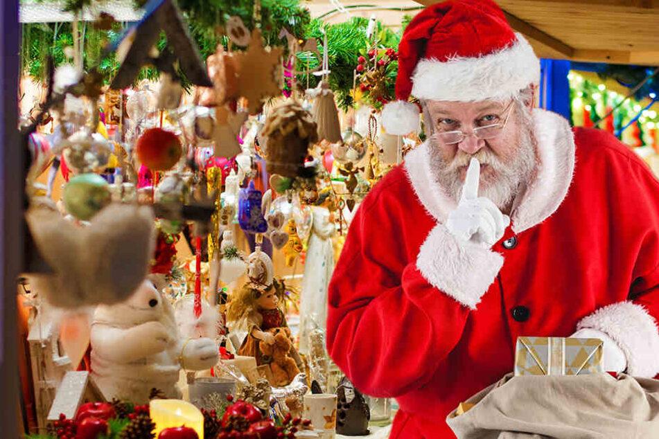1. Stadt in Sachsen eröffnet schon Weihnachtmarkt