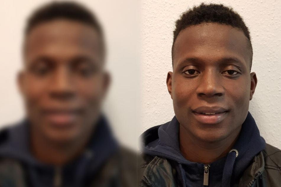 Foumgbe K. (15) ist verschollen.