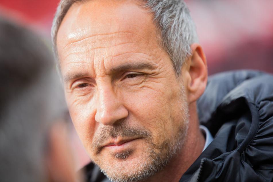 Auf einen holpriger Start folgte eine Saison wie im Traum - auch dank Eintracht-Coach Adi Hütter.