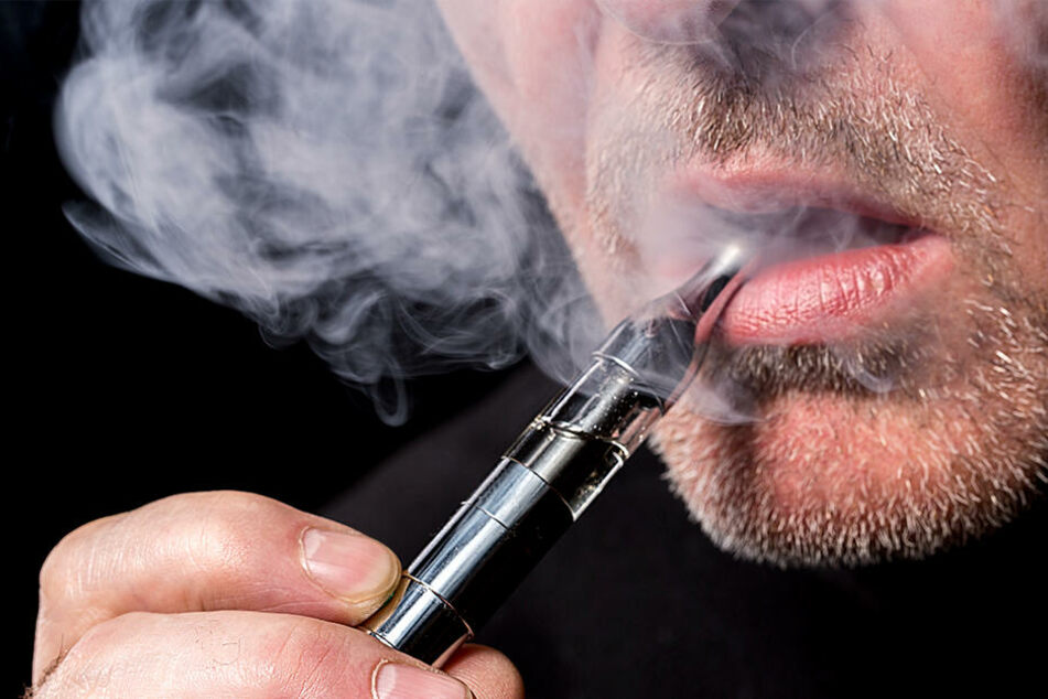 In den USA kam es bereits mehrfach zu Unfällen mit E-Zigaretten. (Symbolbild)