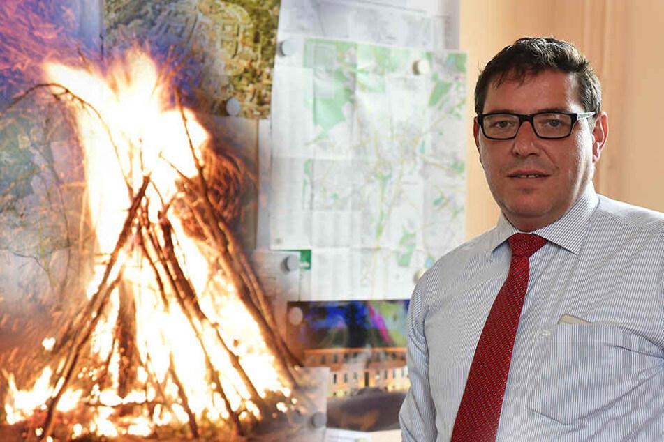 Vorreiterstellung: Bürgermeister Stahl (Linke) macht mit Bernau den Anfang. Werden weitere Städte dem Beispiel folgen?
