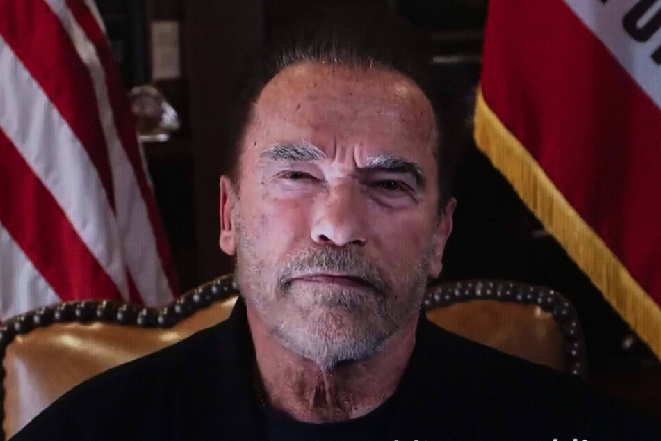 Arnold Schwarzenegger (73) was deeply disturbed by the riots at the Capitol.