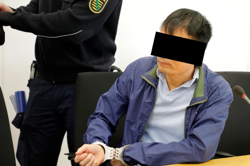 Das Landgericht Chemnitz hatte Quoc Hung N. (53) im vergangenen Sommer wegen Totschlags verurteilt. Nun wurde das Urteil aufgehoben.