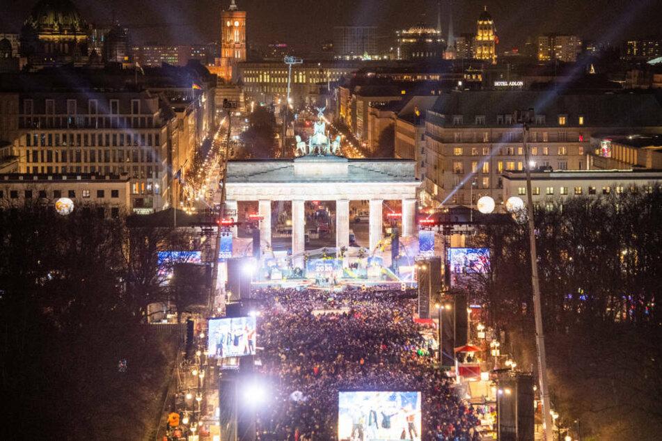 Silvester-Party am Brandenburger Tor soll wegen Corona abgesagt werden