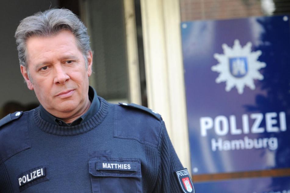 """Jan Fedder war für allem durch seine Rolle als Dirk Matthies im """"Großstadtrevier"""" bekannt."""