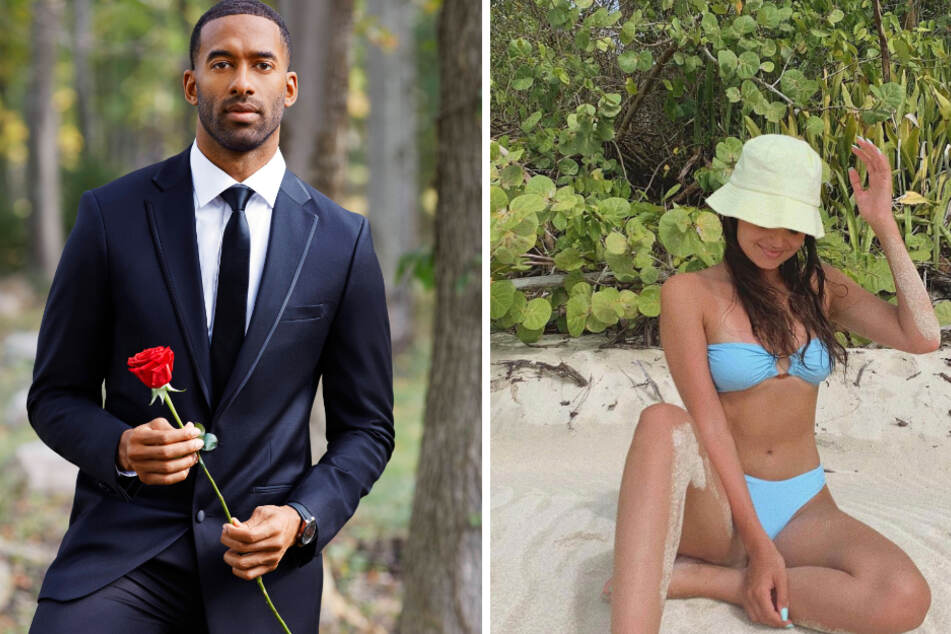 The Bachelor has a dark horse contestant and she's got the shoes to prove it