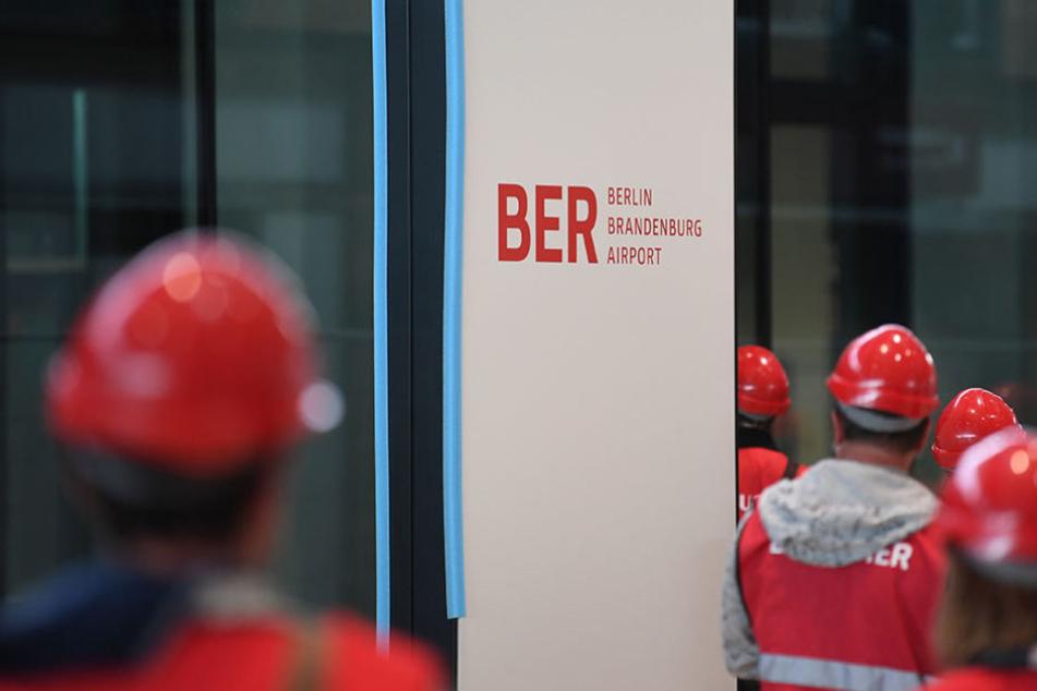 Statt eines Flughafens könnte das Gebäude ein neuer Stadtteil Berlins werden.