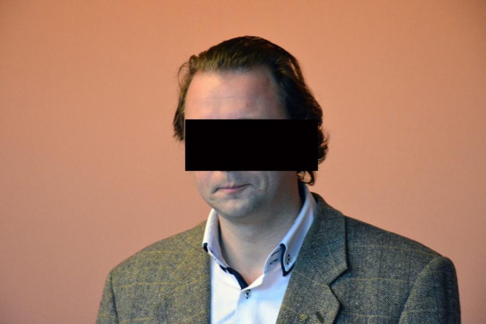 Suff-Raser Marco W. (37) muss wegen  fahrlässiger Tötung in den Knast.