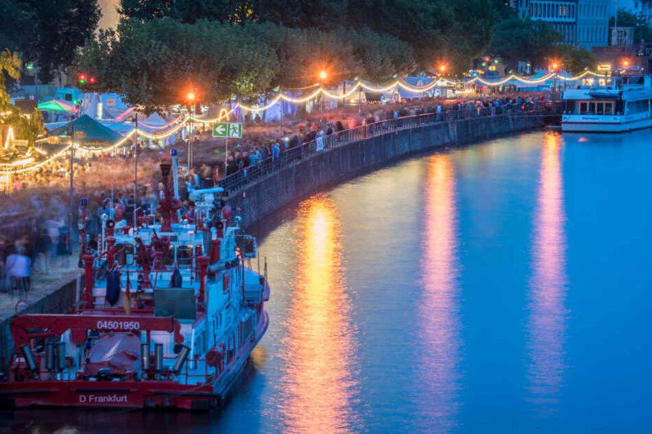 Am Freitag beginnt das Museumsuferfest in Frankfurt.