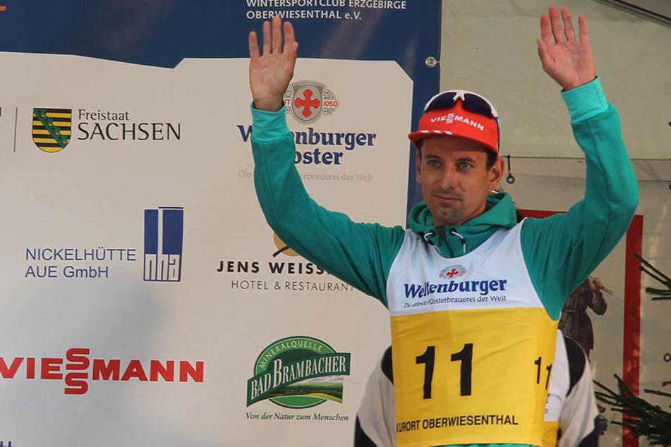 Die Deutschen Meisterschaften sind der Abschluss des Sommers. Daheim in seiner Vogtland Arena will Björn Kircheisen um die Medaillen mitkämpfen.