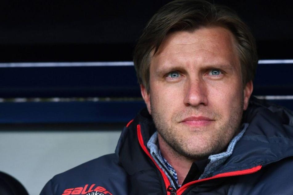 Ein Treuebekenntnis zum SC Paderborn legte Markus Krösche zuletzt nicht ab.