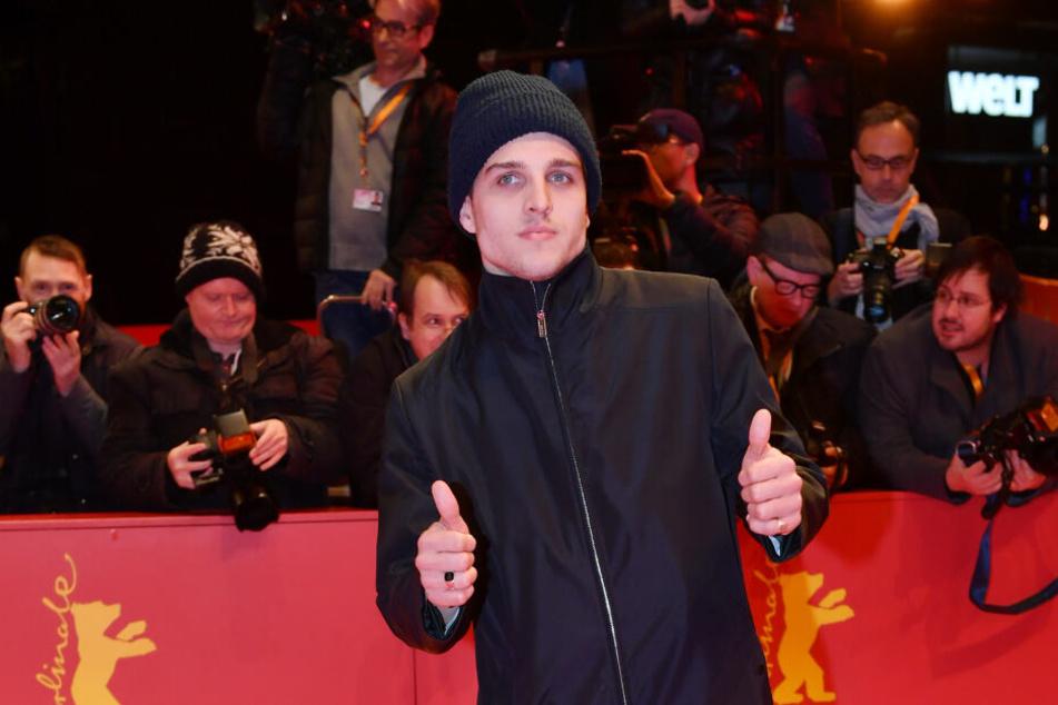 Jonas Dassler spielte einen Serienmörder.