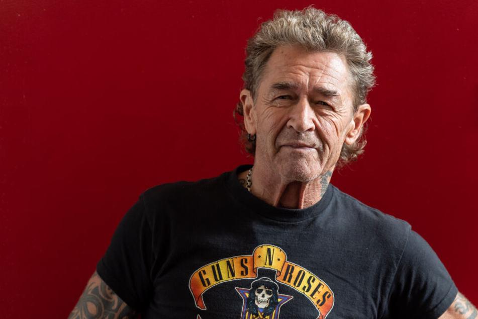 Peter Maffay, Sänger, wird am 30. August 70 Jahre alt.