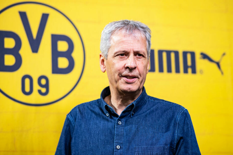 BVB-Coach Lucien Favre kämpft um seinen Job.