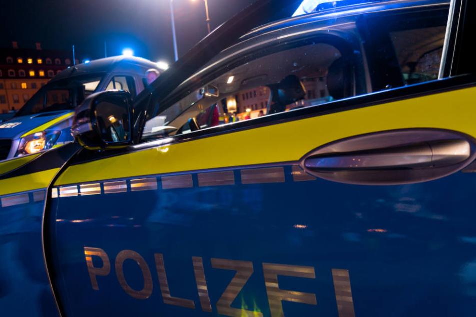 Die Polizei sucht die beiden Handydiebe.