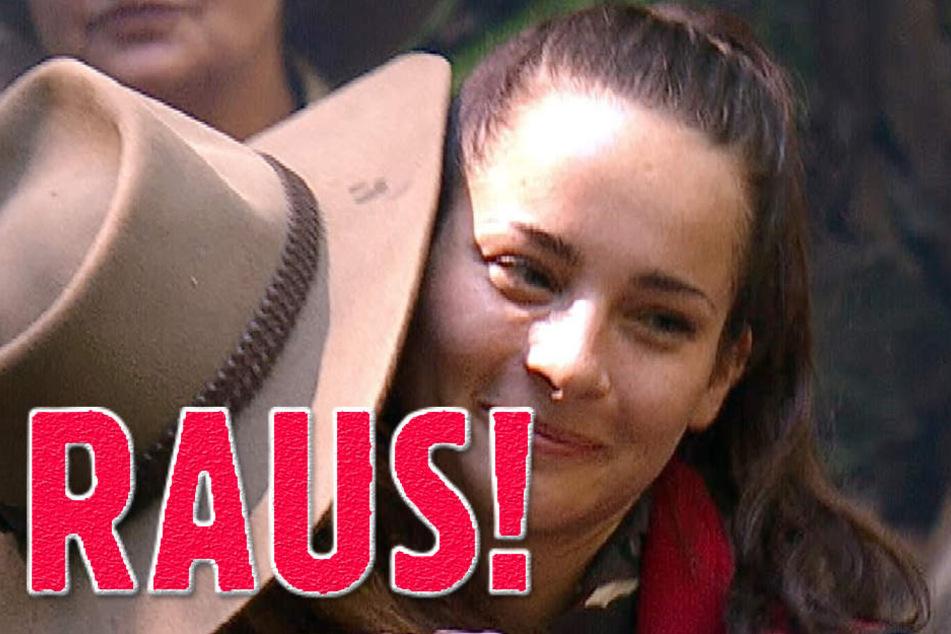 Schön, nett & langweilig: Schauspielerin Nicole Mieth (26) flog aus dem Camp.