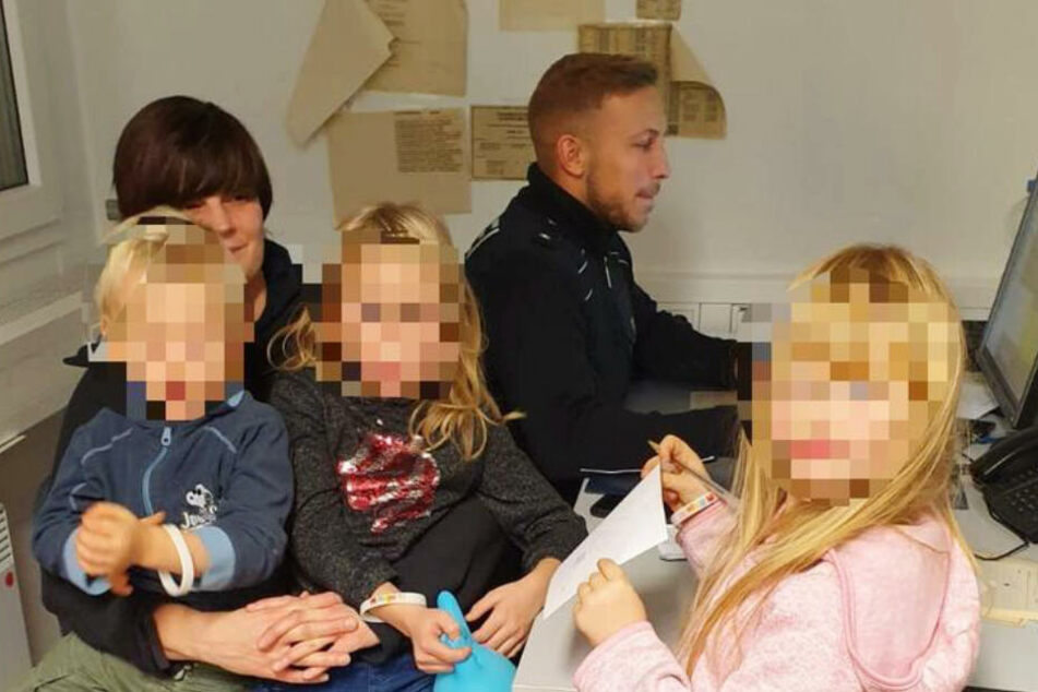 Mutter torkelt völlig betrunken im Hauptbahnhof rum: Ihre vier Kinder müssen alles mit ansehen
